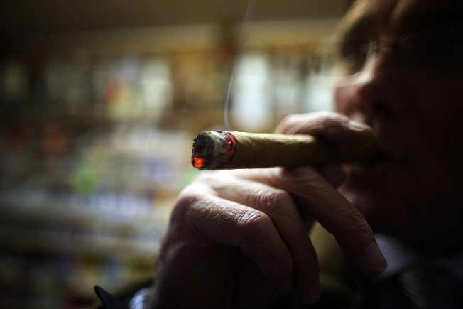 City Council Tries Again on Cigar-Smoking Exemption