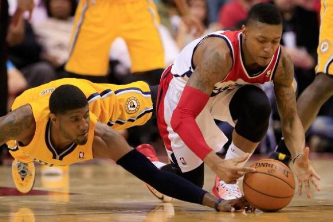 Wizards Lose Momentum Against Pacers, Trail Series