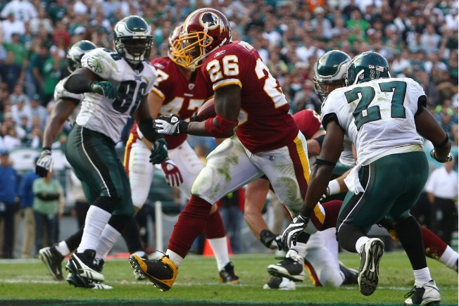 Redskins to Try, Try Again Against Eagles
