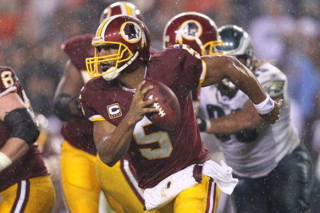 Skins Do Have Out Clause in McNabb Extension