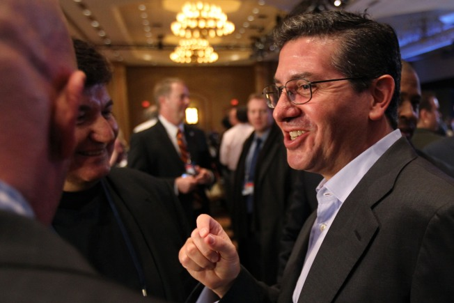Redskins Owner Dan Snyder Announces Foundation for Native Americans
