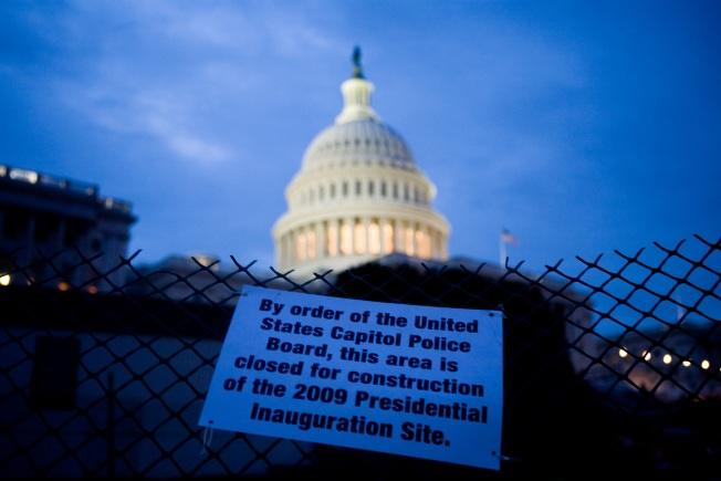 Eyes On Inauguration:  Air Patrols, Cameras To Watch Big Crowd