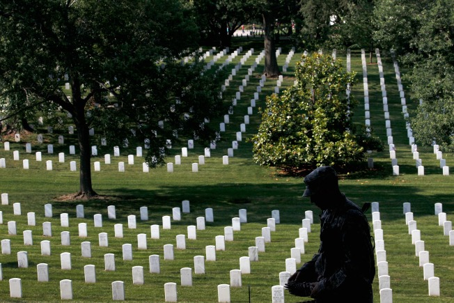 Arlington Burial Set for 7 From Vietnam War