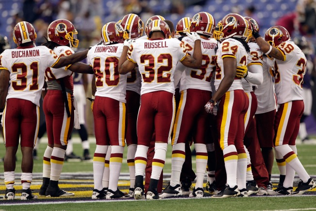 Redskins Cut 24 Players From Roster