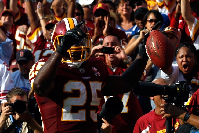 Early on, Redskins Front Office Reaping Benefits of Offseason Decisons