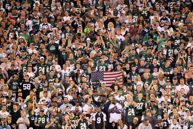 "NFL Calls for ""Enhanced"" Pat Downs at Stadiums"
