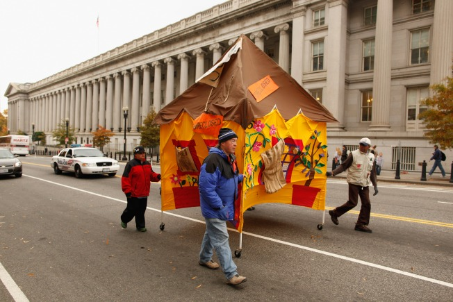 Who Are the Occupy DC Protesters?