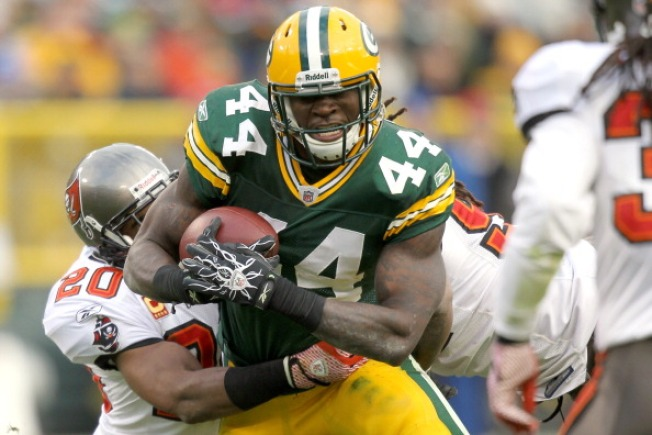 Starks' Injury Could Endanger Packers' Shot At 19-0
