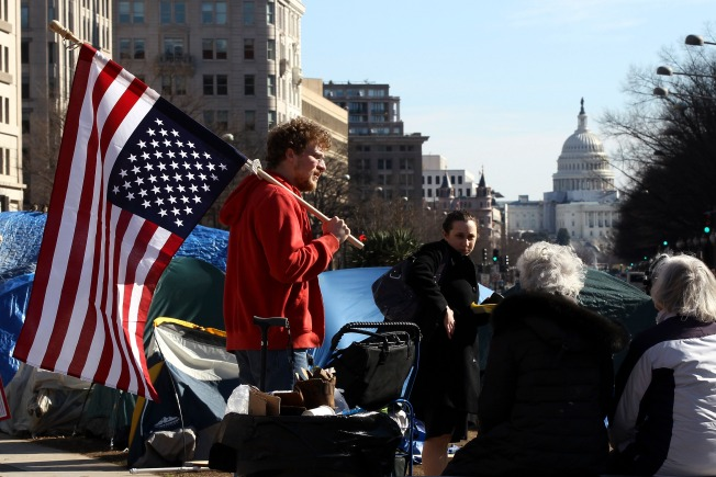 Occupy DC Must Get Notice Before Eviction: Judge