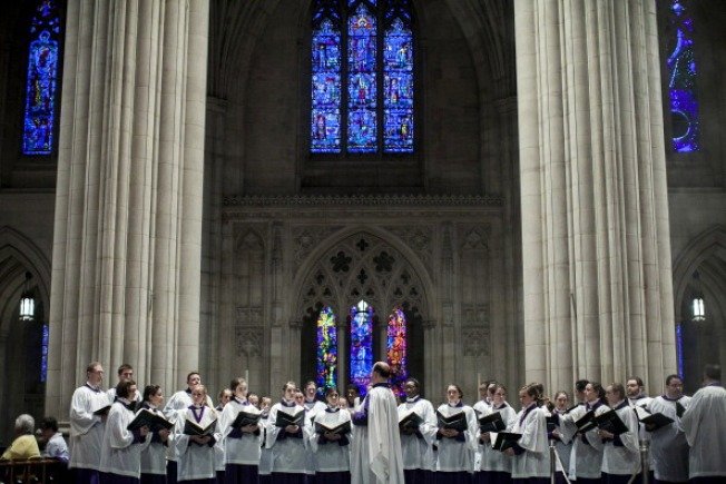 National Cathedral, Basilica Bells Toll for Newtown Victims