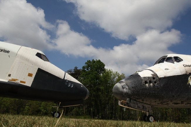 Enterprise Flight to New York Rescheduled Again