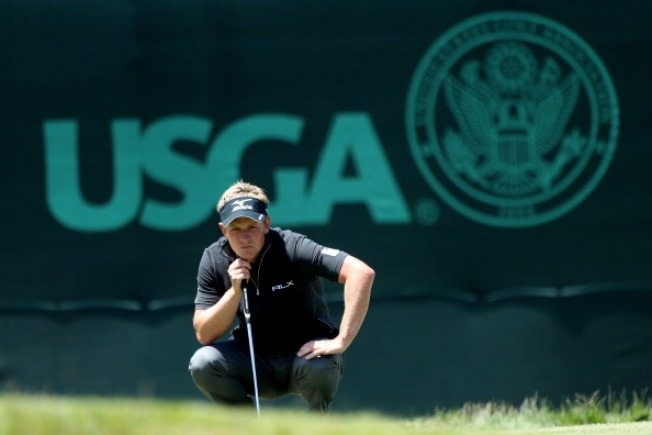 Luke Donald: Ryder Cup Qualifier