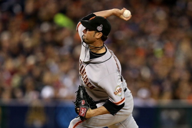 Giants, Tigers Pitched Their Way to the Top