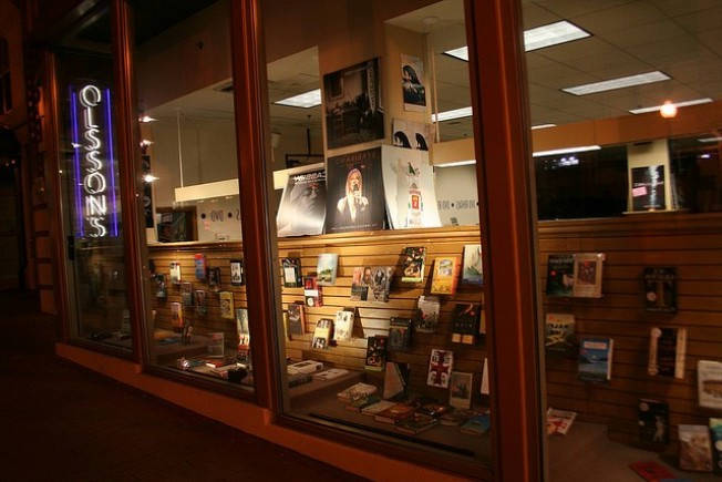 Olsson of Olsson's Books and Records Is Dead
