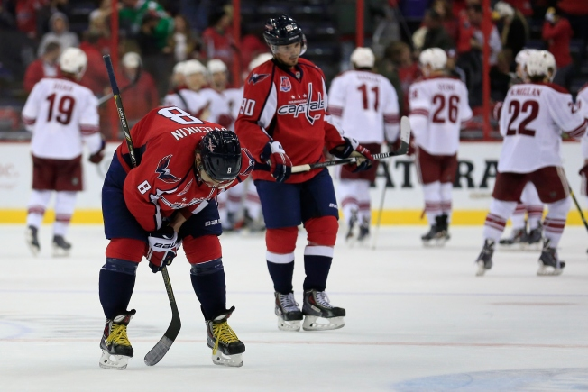 Frustration Overtakes Patience as Capitals Continue to Struggle