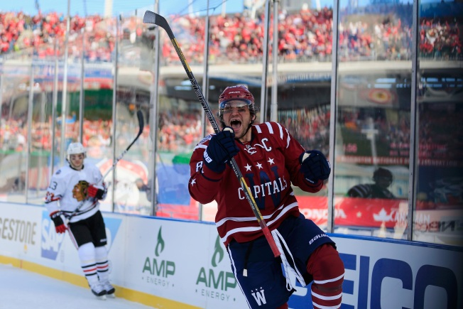 Alex Ovechkin Selected To Sixth NHL All-Star Game