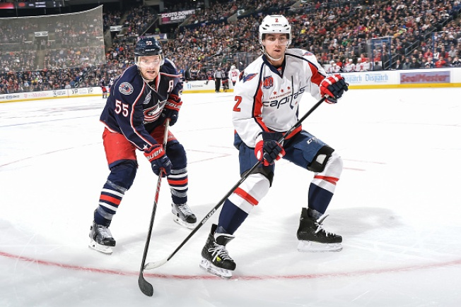 Capitals' Defense Continues Engineering Offense