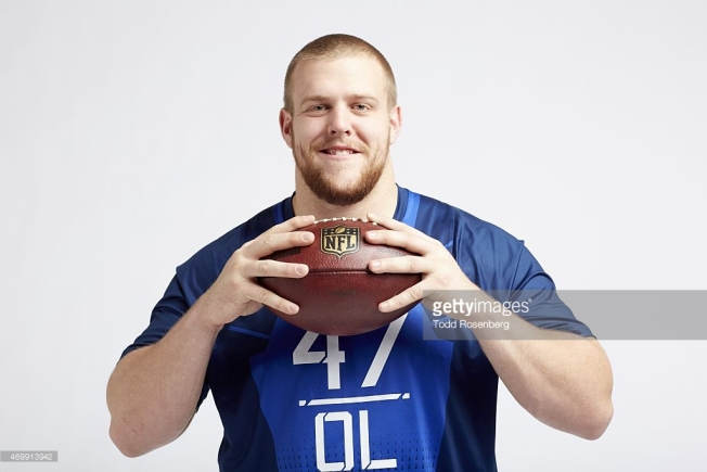 Redskins Take OL Brandon Scherff with 5th Pick in NFL Draft