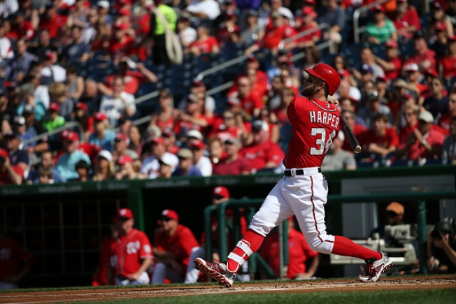 Harper Walk-Off HR Beats Braves, 8-6