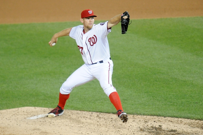 Strasburg's 2012 Shutdown Helped Lead to $175M, 7-Year Deal With Nationals