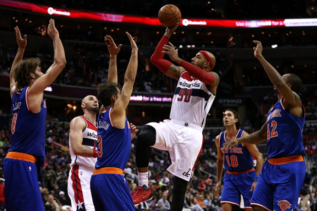 Wizards Drop Home Opener, Losing to Knicks