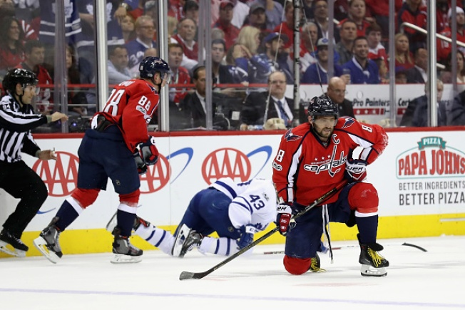NHL Predictions: Will the Capitals close out the Maple Leafs? 4/23/17