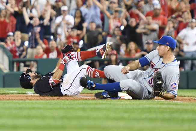 Nationals Confirm CF Adam Eaton Has Torn ACL
