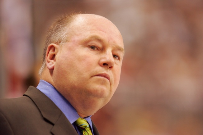 Boudreau Lands Coaching Job With Anaheim Ducks