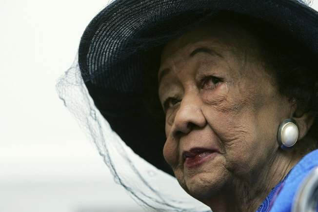 Obama, Local Leaders Remember Dorothy Height