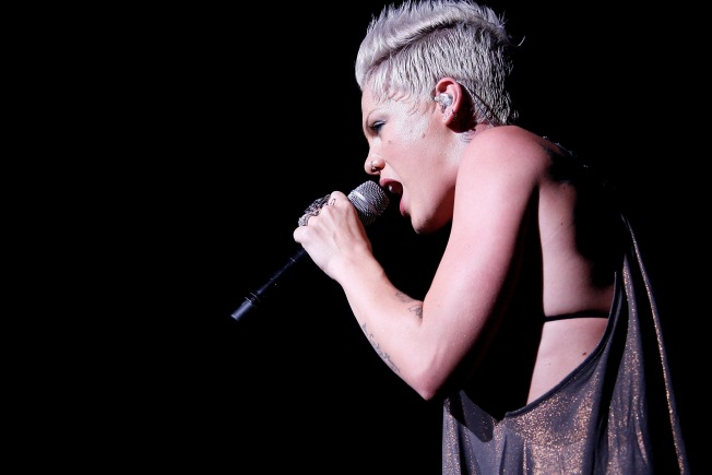 Pink to Perform at the Grammys