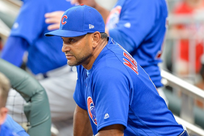It's Official: Dave Martinez Named Nationals Manager