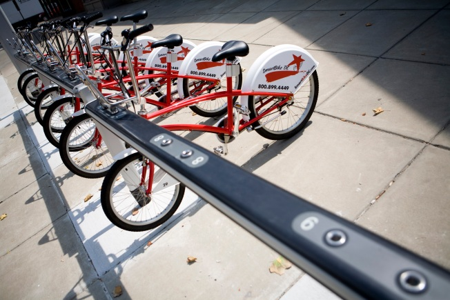 D.C., Arlington Expand Bike-Sharing to 100-Plus Stations