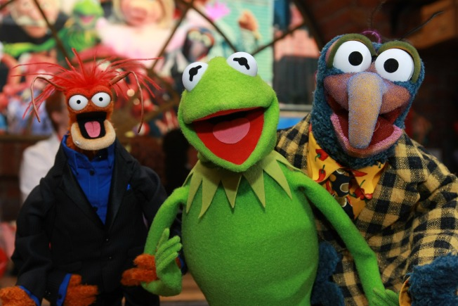 Muppets in the News