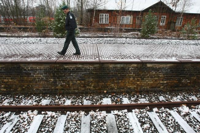 Holocaust Survivor Leo Bretholz Dies; Was Set to Testify on Maryland Rail Bill