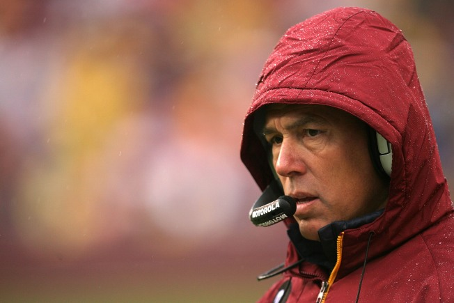 Jim Zorn Thought of Resigning