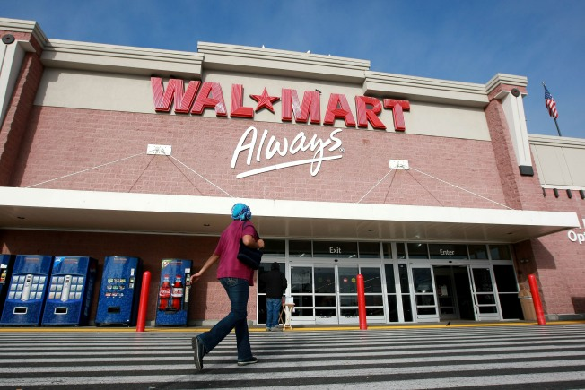 Walmart's Fifth D.C. Location: Skyland?