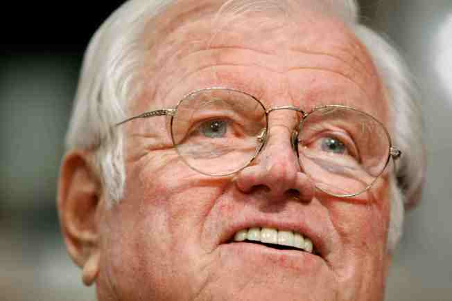 Ted Kennedy's Change Of Heart