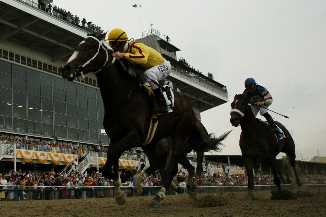 Endless Beer Supply Fills Infield for Preakness