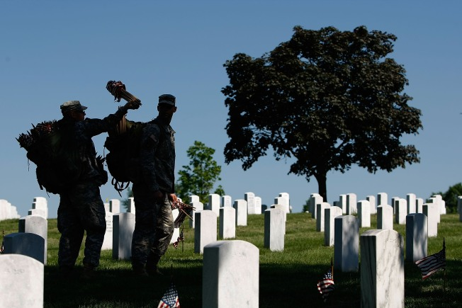 Army Announces Arlington Cemetery Probe