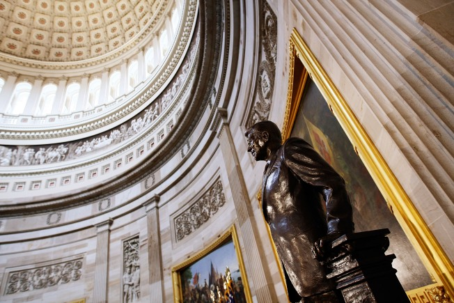 D.C. Council Drafts Letter Requesting Statues in U.S. Capitol