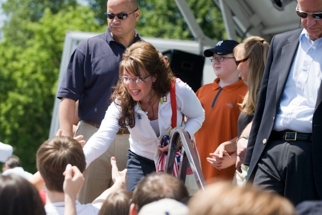 Number One Reason Sarah Palin Is Smiling Today