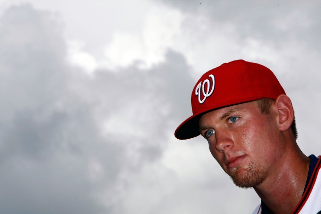 Nats Send Strasburg to Minors