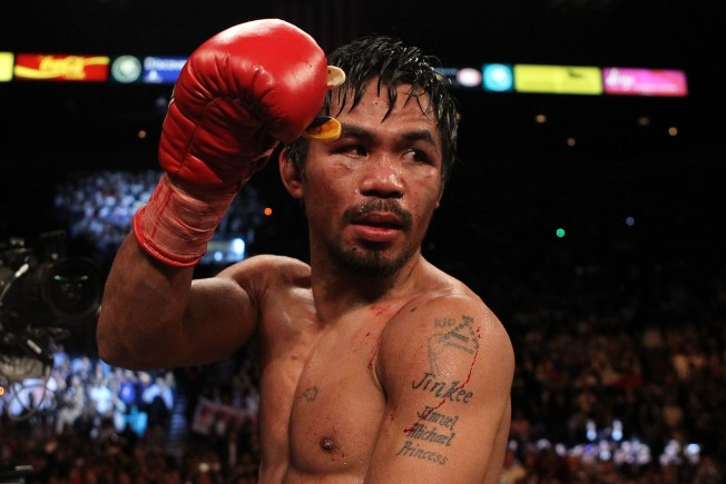 Pacquiao, Isinbaeva named USSA Top Athletes
