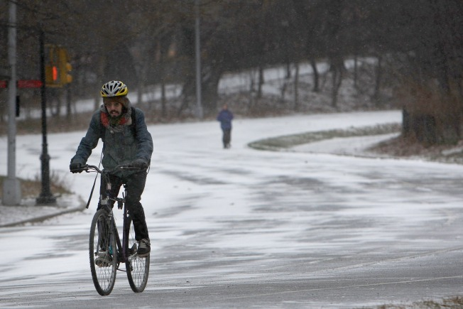 Recruiting Courageous Cold-Climate Cyclists