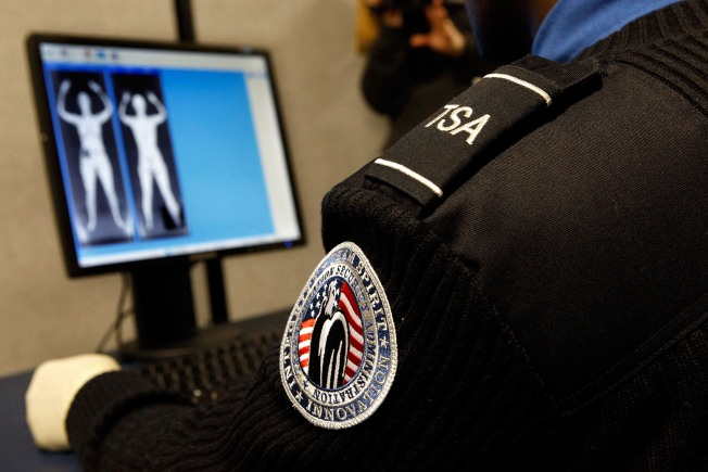 Police Agencies Admit to Saving Body Scan Images