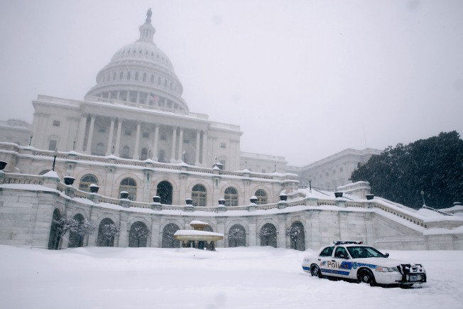 We're No. 1! D.C. Breaks Snowfall Record