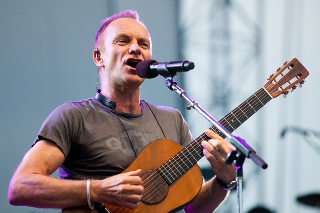 Endless Curiosity Drives Sting's Sonic Sojourns