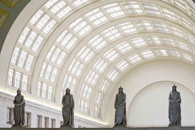 Great Migration Exhibit at Union Station