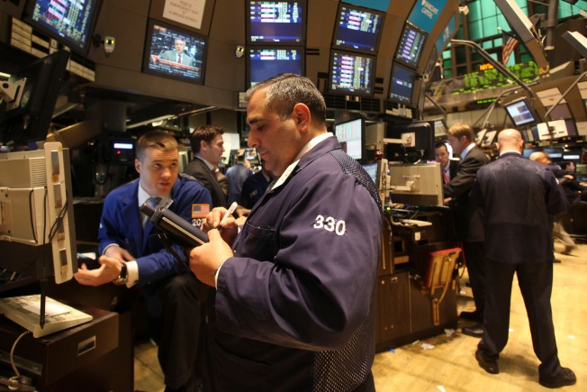 Stocks Slip as Investors Take Profits After Jump