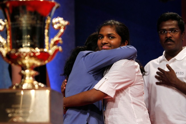 Ohio Teen Crowned National Spelling Bee Champion